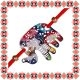 Martisor Bratara Elefant Filigranat Multicolor