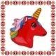 Martisor Brosa Email Unicorn Rosu