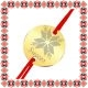 Martisor Bratara Inox Banut Auriu Floare Succes
