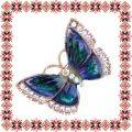 Martisor Unicat Brosa Butterfly