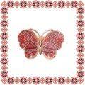 Martisor Brosa Fluture Motive Traditionale