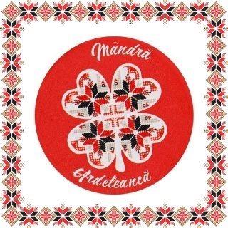 Martisor Brosa Lemn Mandra Ardeleanca