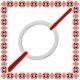 Martisor Bratara Argint 925 Cerc