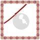 Martisor Bratara Argint 925 Cerc Fetita