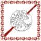Martisor Bratara Argint 925 Cerc Copacul Vietii