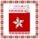 Martisor Brosa Floare de crin