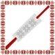 Martisor Bratara Argint 925 Placuta Dreptunghi Motive Traditionale