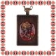 Martisor Unicat Colier Lady in Red