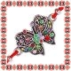Martisor Bratara Colorata Fluturasul Gingas